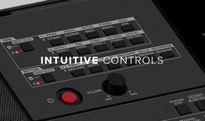 Casio CT-X5000 IntuitiveControls