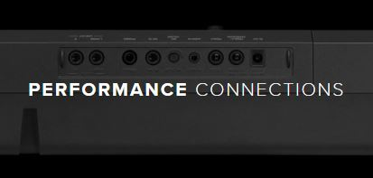 Casio CT-X5000 PerformanceConnections