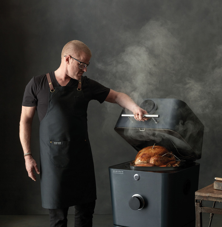 MANOFMANY: Heston's 4K BBQ was 4000 Years in the Making