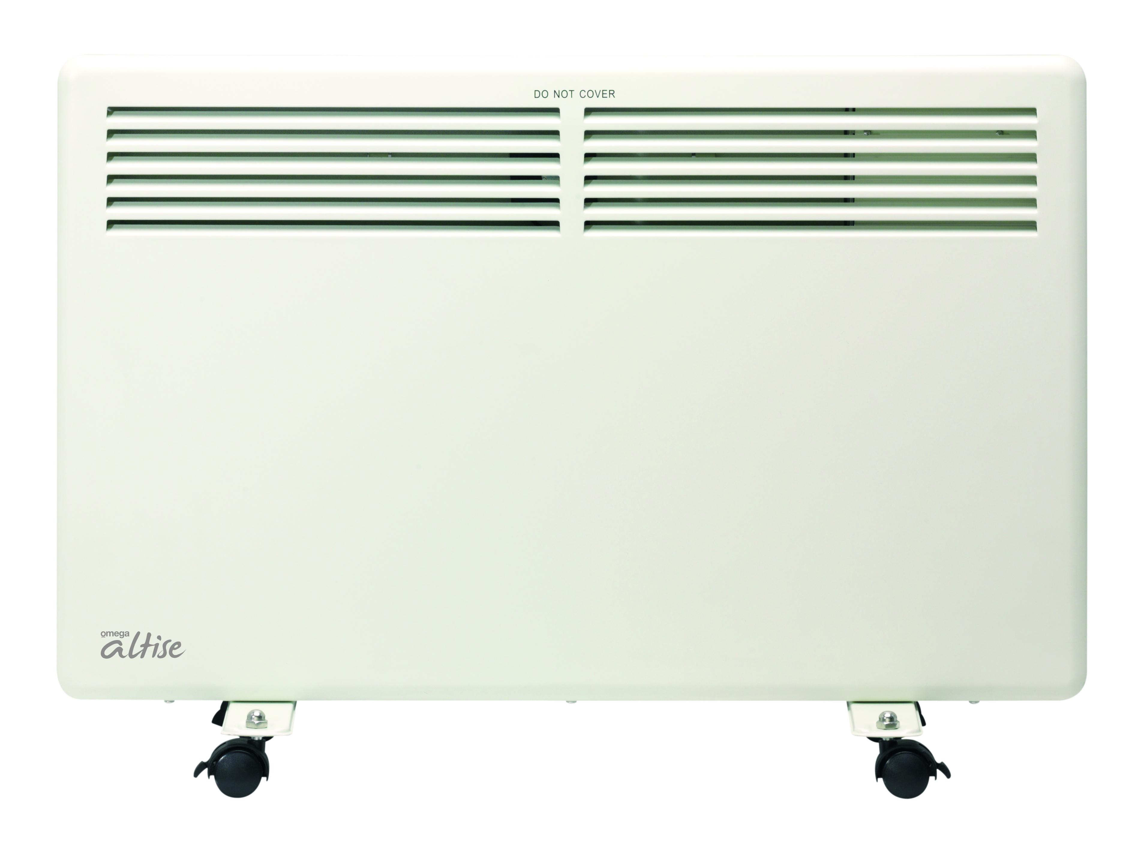 Omega Altise product Panel Heater - Bone White1500WAHPE152W