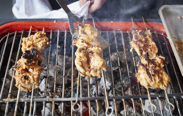 Countrylife.co.uk: Five Barbecue Tips from heston Blumenthal