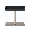Free-standing pedestal