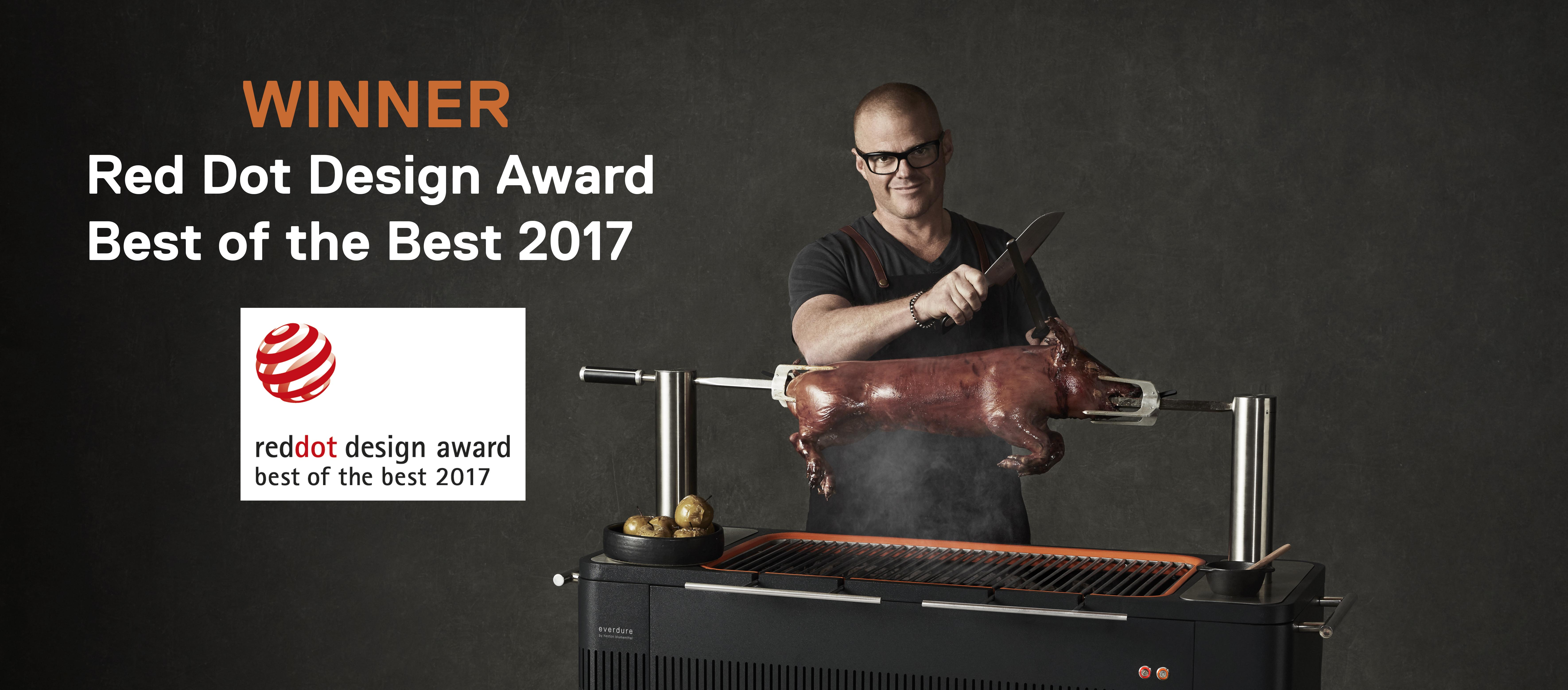 Red Dot Best of the Best 2017