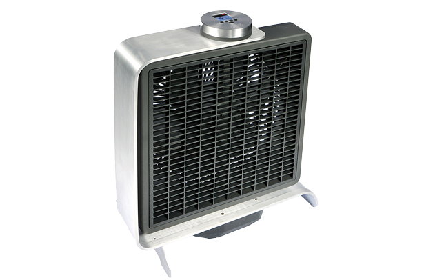 Omega Altise product 45cm Elite range box fan OAELITEB