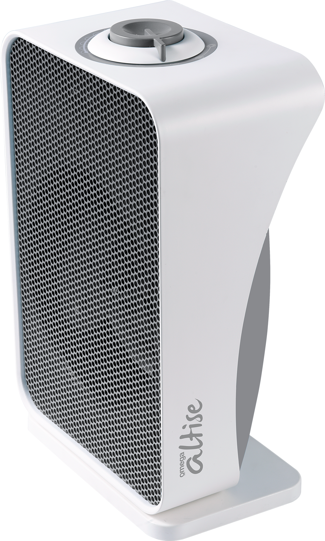 Omega Altise Product Portable Fan Heater - White 2000W  (OAFH2000W)