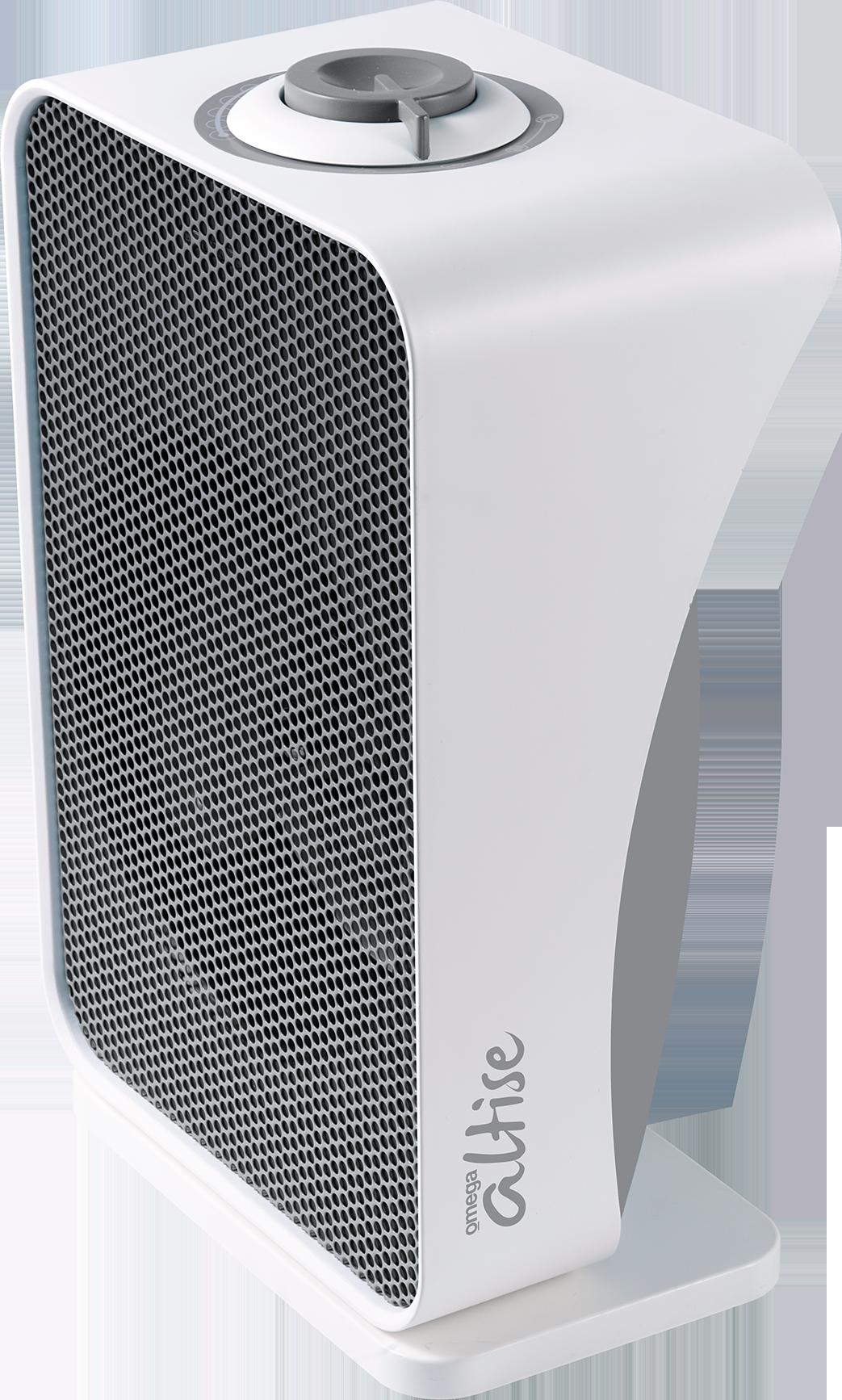 Omega Altise Product Portable Fan Heater - White2000W(OAFH2000W)