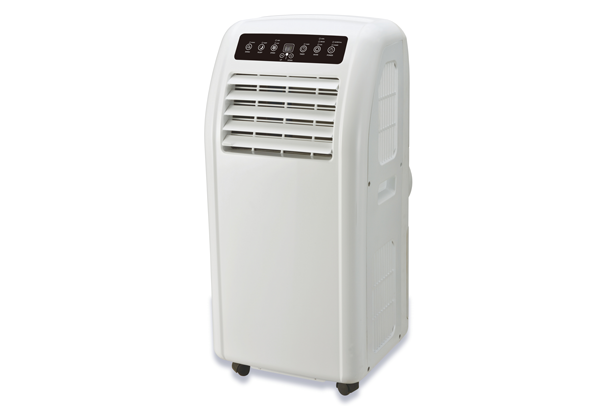 Omega Altise product Portable Air Conditioner OAPC1014W