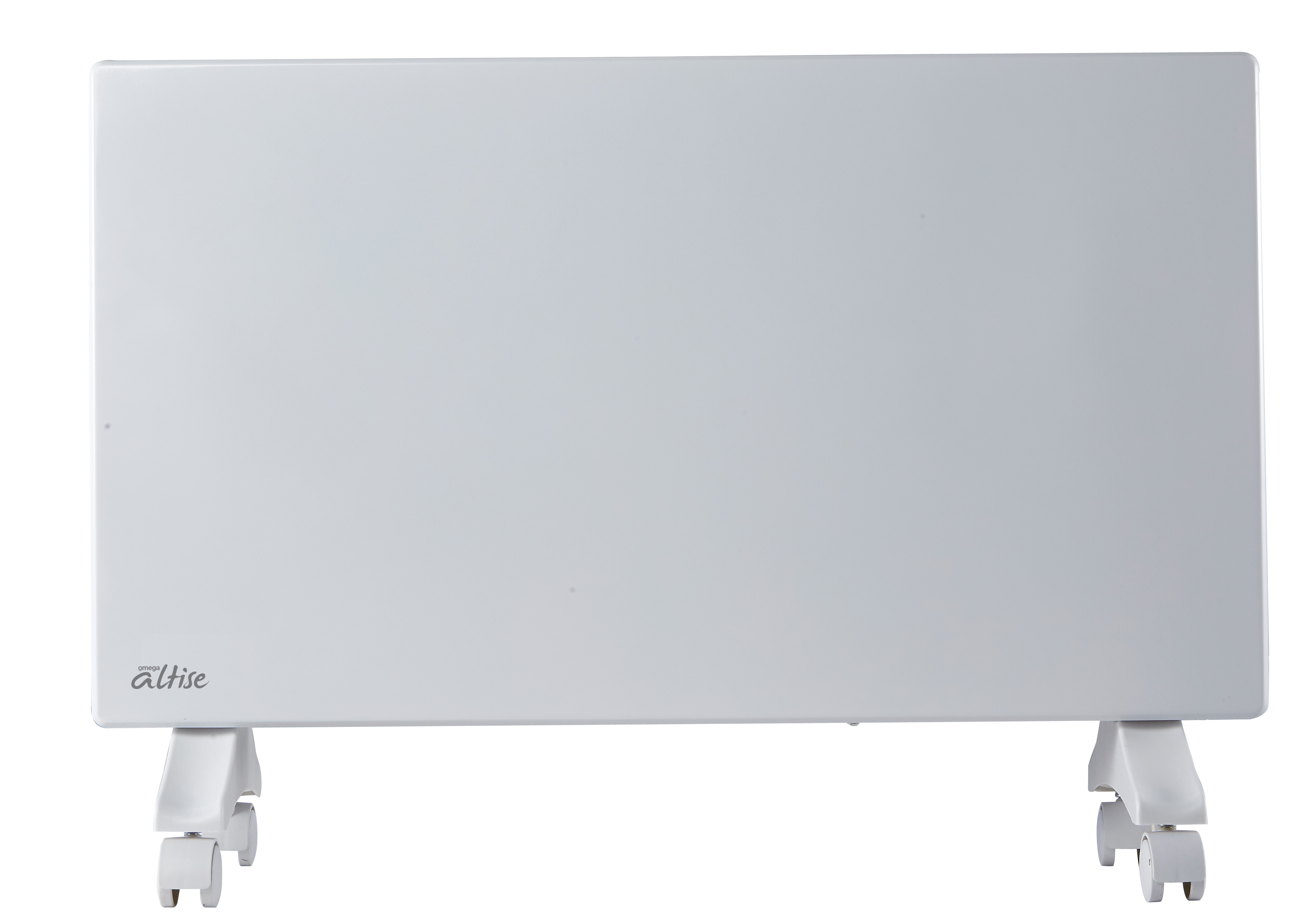 Omega Altise product Panel Convection Heater with LED Display - White 2000W  OAPE2000W