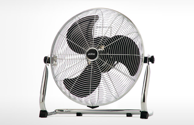 Omega Altise Product High Velocity Floor Fan 40cm (OHV40C)