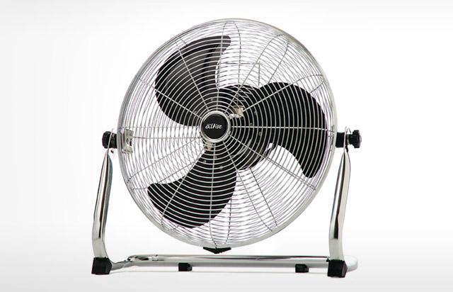 Omega Altise Product High Velocity Floor Fan 40cm(OHV40C)