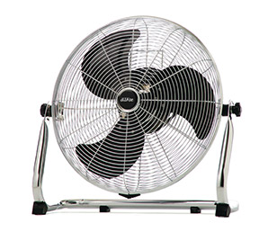 Omega Altise product High Velocity Floor Fan 40cm OHV40C