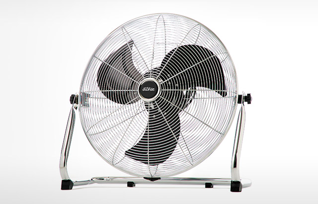 Omega Altise Product High Velocity Floor Fan 46cm (OHV46C)