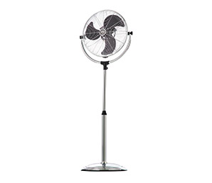Omega Altise product High Velocity Pedestal Fan 40cm OHVP40C