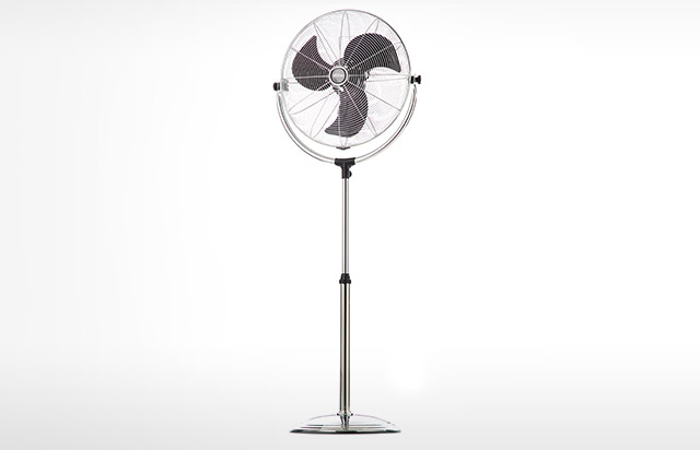 Omega Altise Product High Velocity Pedestal Fan 46cm (OHVP46C)