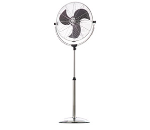 Omega Altise product High Velocity Pedestal Fan 46cm OHVP46C