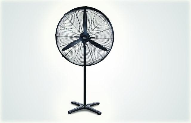 Omega Altise Product High Velocity Pedestal Fan 75cm(OHVP75B)