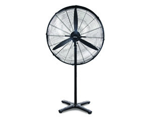 Omega Altise product High Velocity Pedestal Fan 75cm OHVP75B