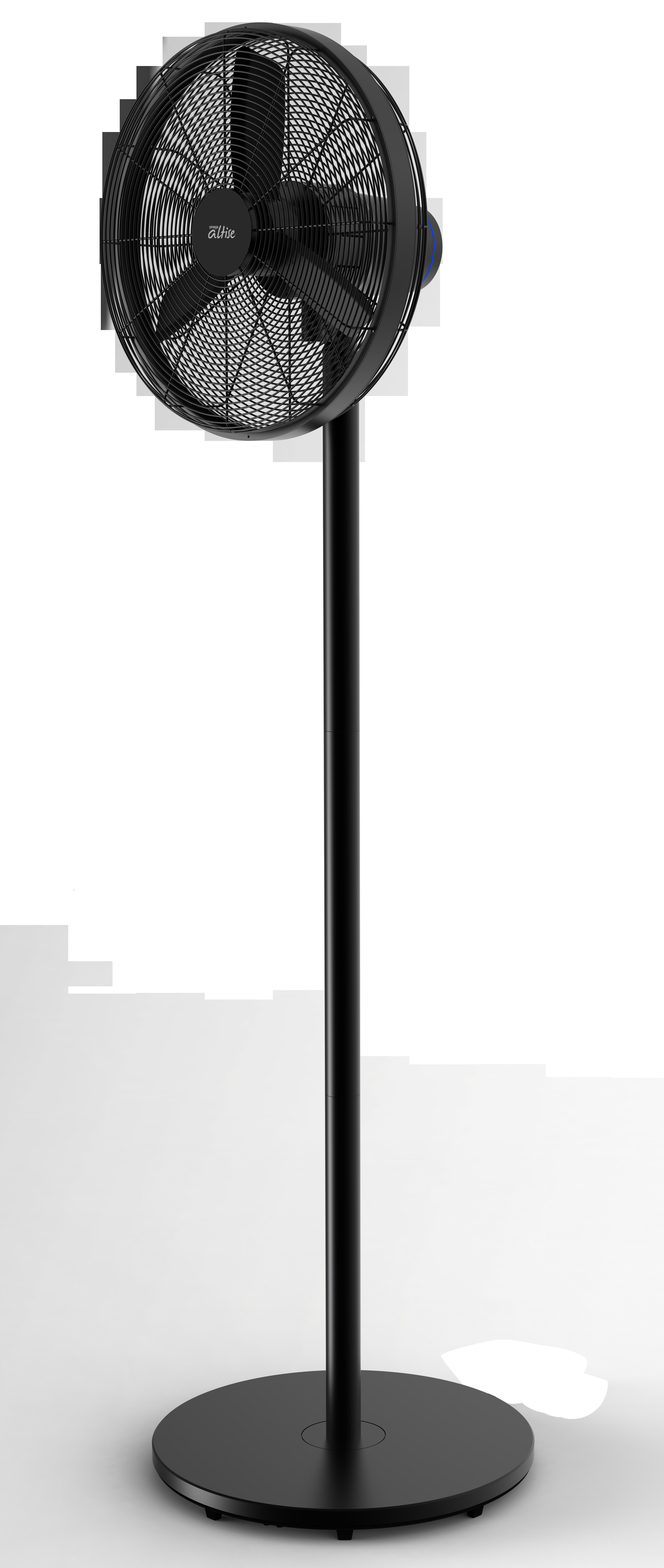 Omega Altise product Slimline Pedestal Fan 40cmOP40B