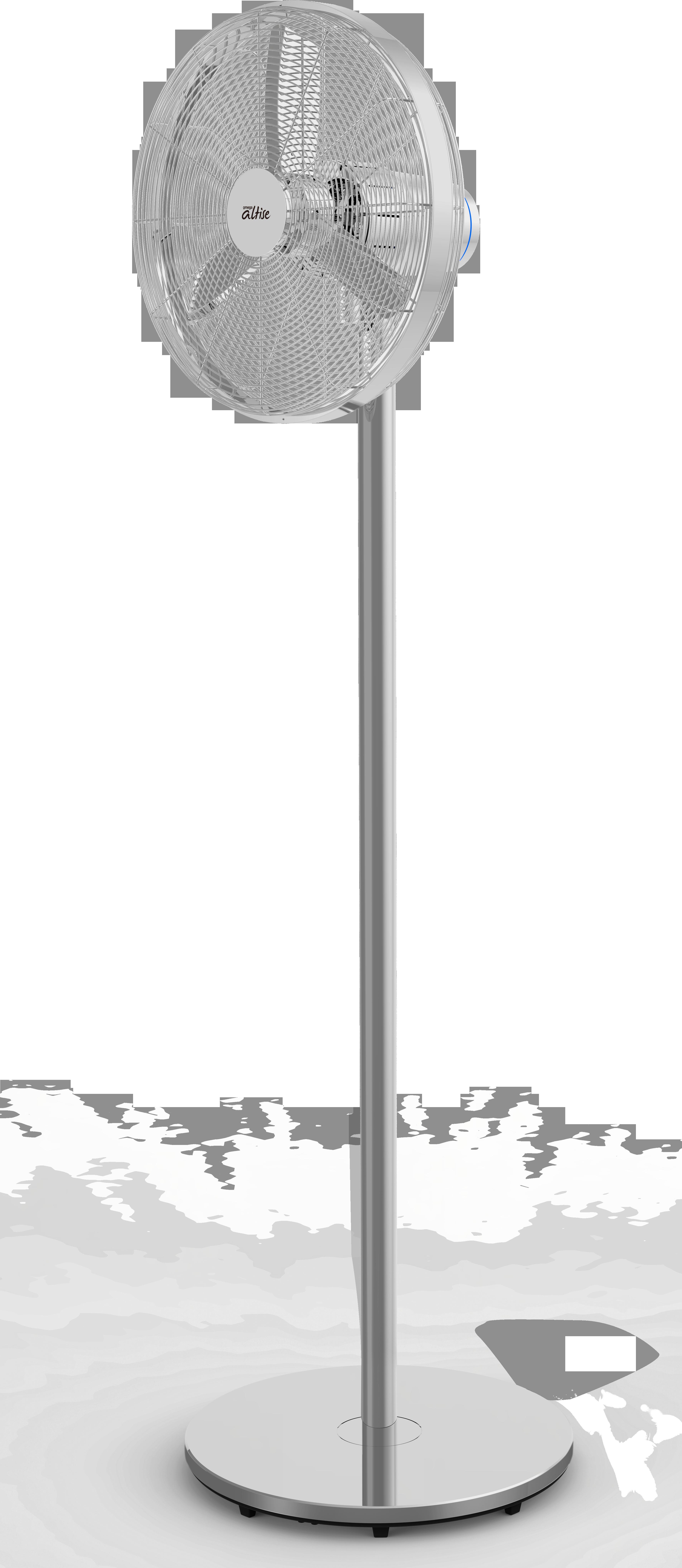 Omega Altise product Slimline Pedestal Fan 40cmOP40C