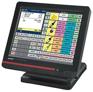 CASIO ECR & POS Australia Product QT6600
