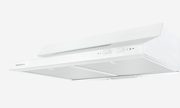 RCA 600 Compact Canopy White