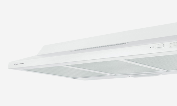 RCA 900 Compact Canopy White