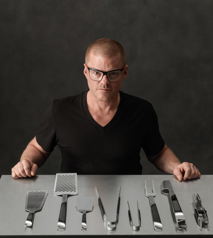 Everdure by Heston Blumenthal Quantum Series Tools Wins 2018 Good Design Award®