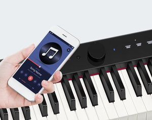 Connect to your Casio PXS3000 with Bluetooth
