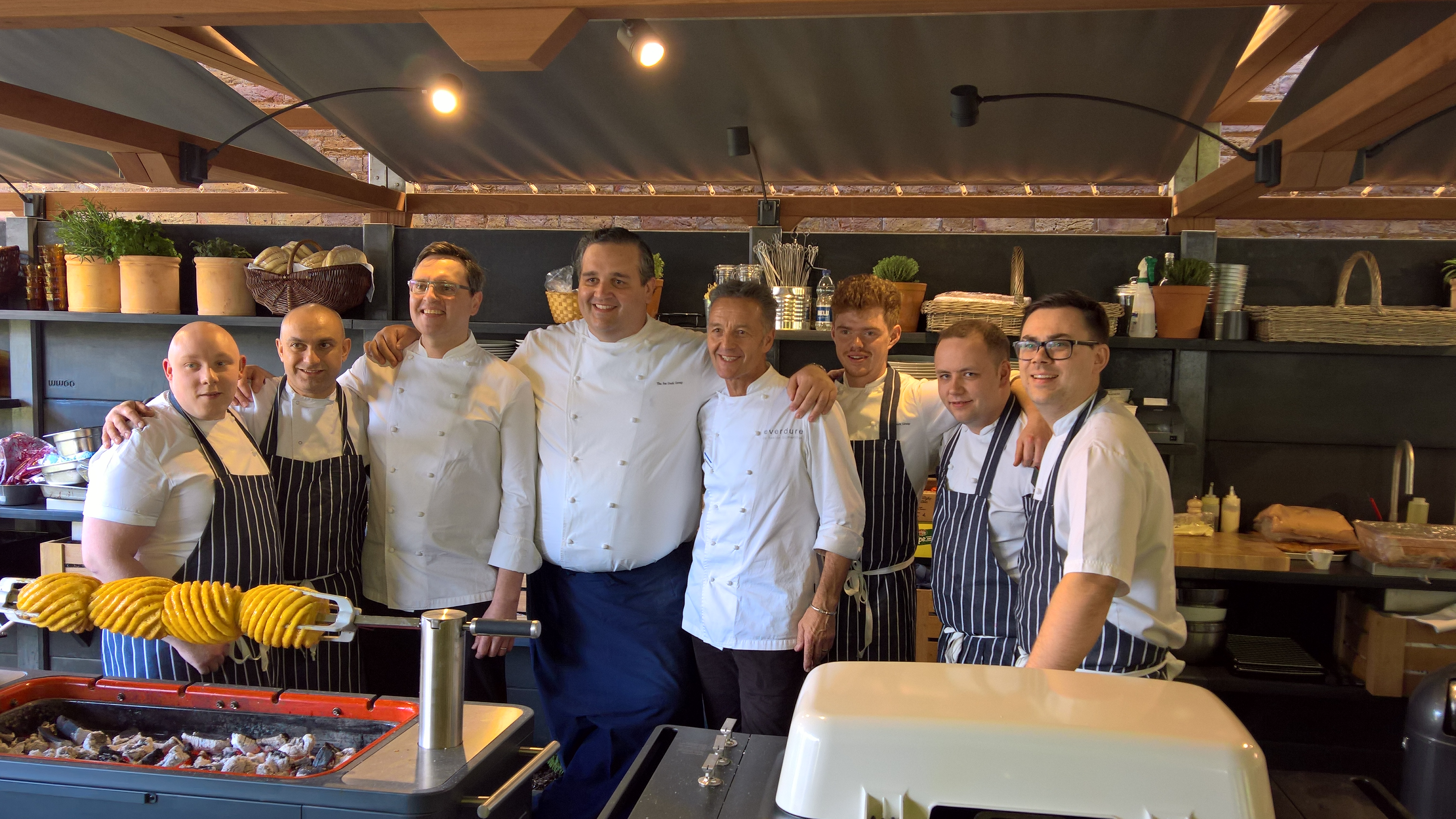 Everdure by Heston Blumenthal Launches in the UK
