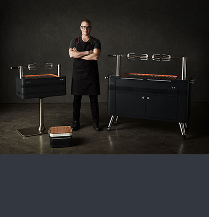 Charcoal range wins German Design Award 2018