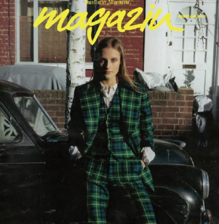 Frankfurter Allgemeine Magazine: London