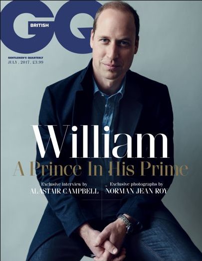 British GQ - the HUB