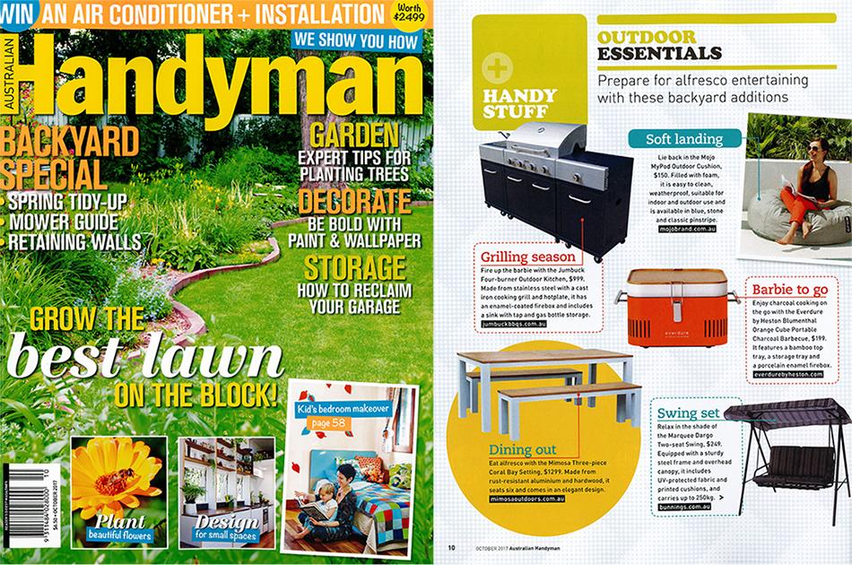 Handyman Magazine - the CUBE