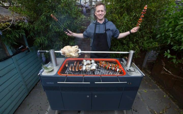 The Telegraph UK - National BBQ Week: the best new barbecues and outdoor cooking gear, tried and tested