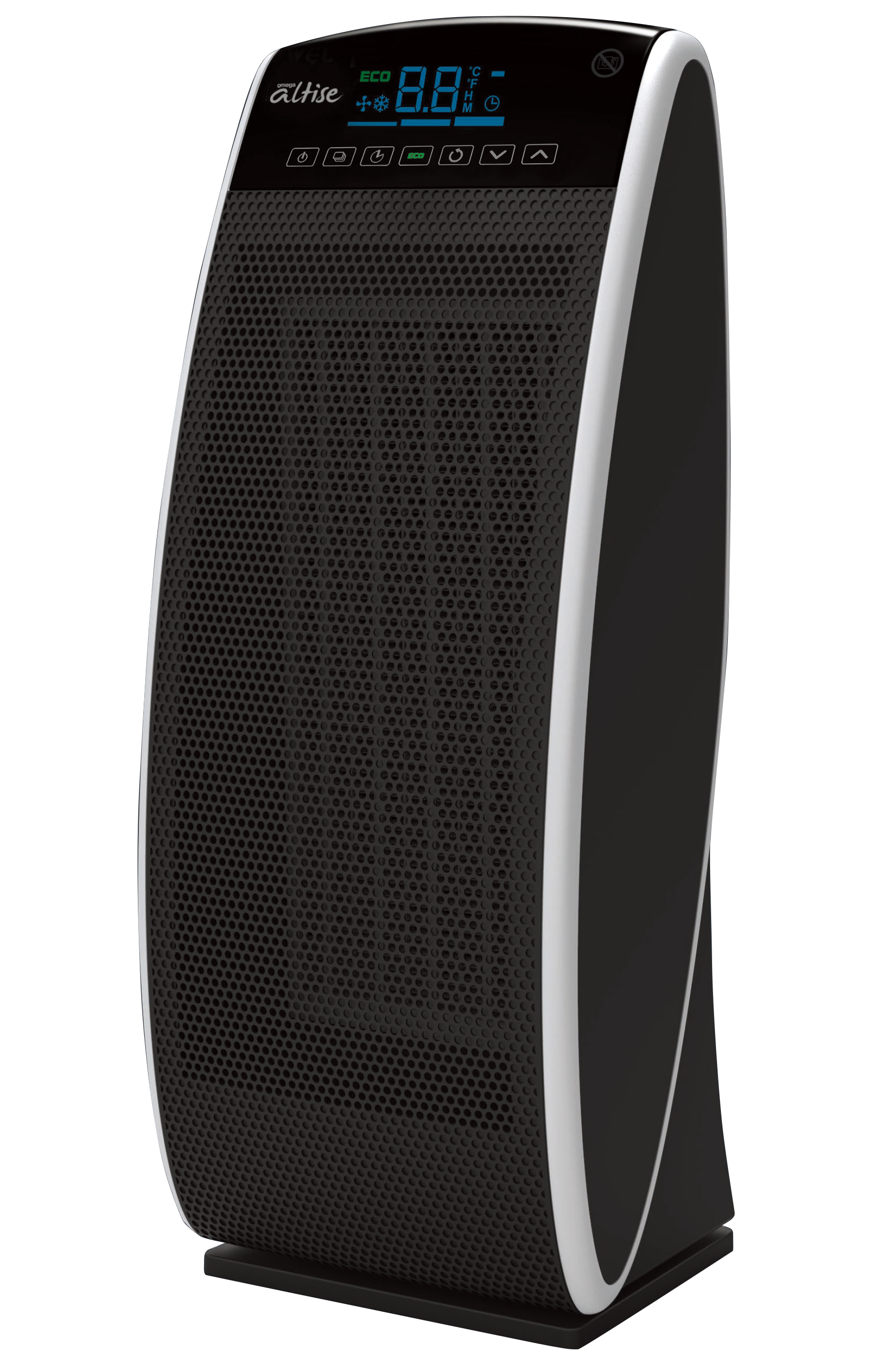 Omega Altise Product Compact Ceramic Heater(AHCC2400TB)