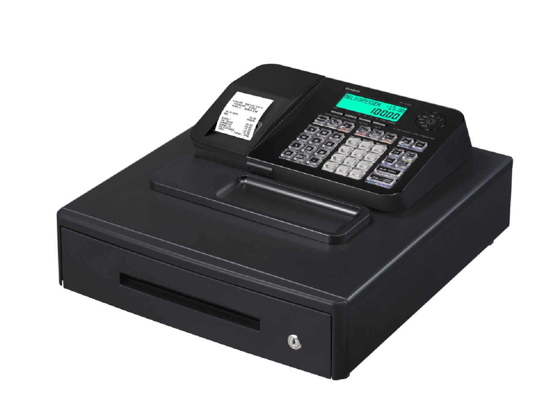 CASIO ECR & POS Australia Product USER FRIENDLY SE-S100 RRP $549