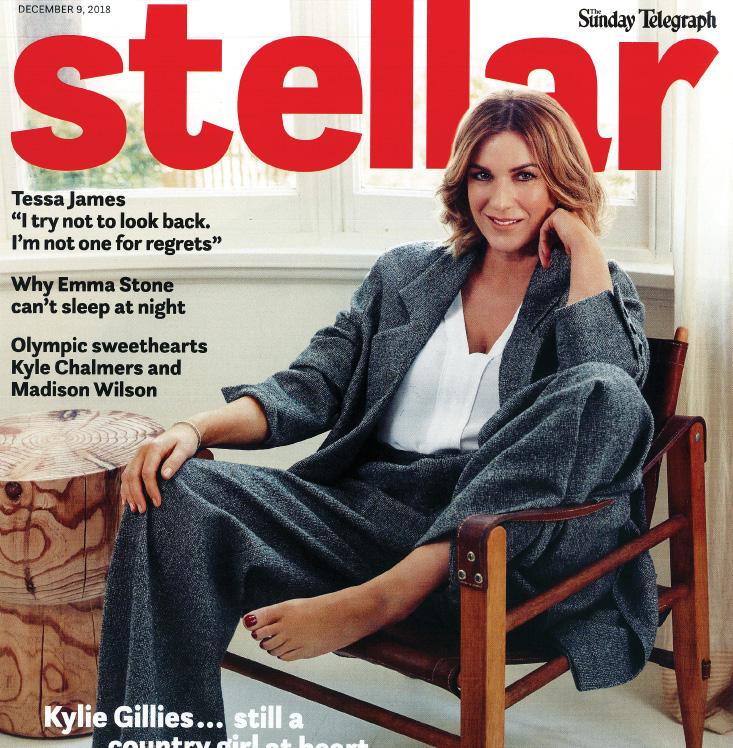Stellar Magazine: December 9th, 2018