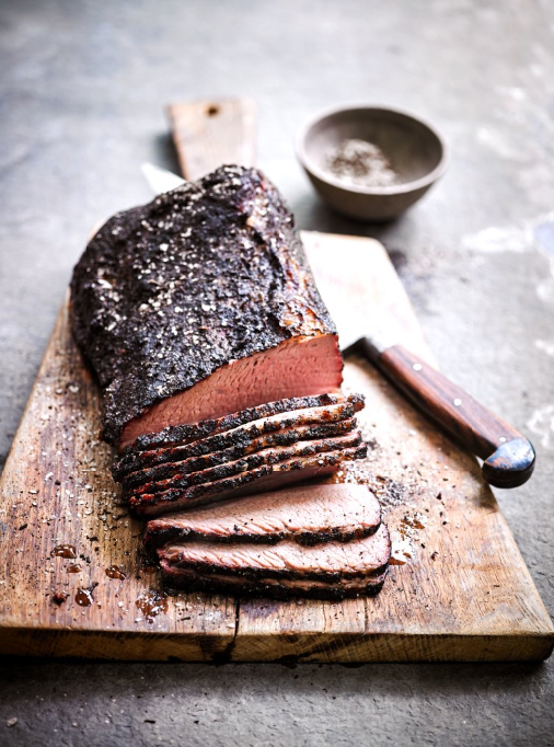TEA RUBBED BRISKET