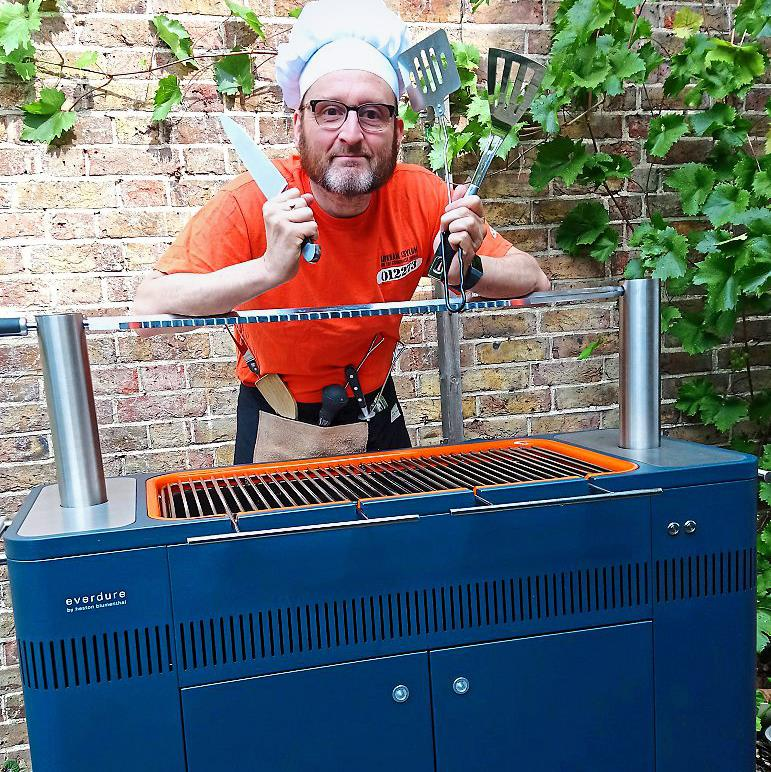Tech virgin: We put two top BBQs to the test